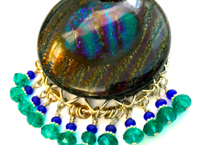 DICHROIC GLASS FUSING JEWELLERY 2 DAY WORKSHOP